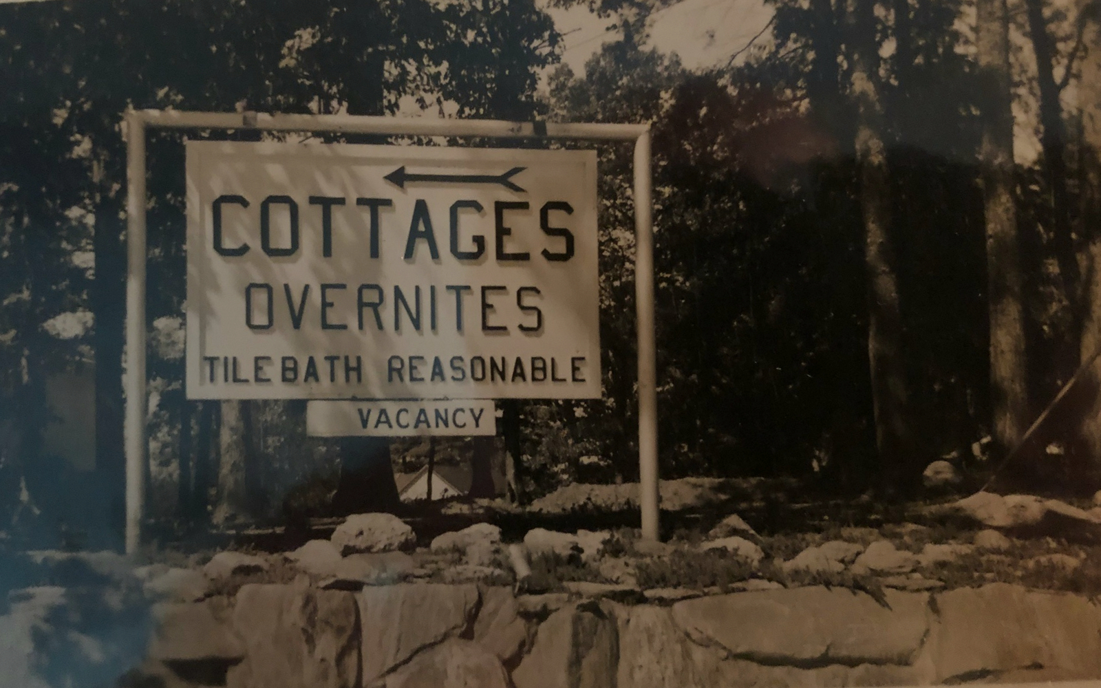 the history of our vacation cottages